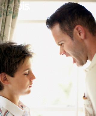 Hay padres que reprenden a su hijo por vago sin saber que…